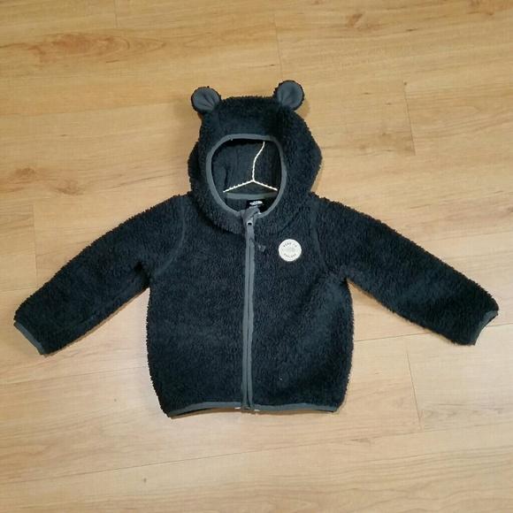 70ed209f01 The North Face Baby Infants Bear Jacket Hoodie. M 5bf935e345c8b34ba1df19cf